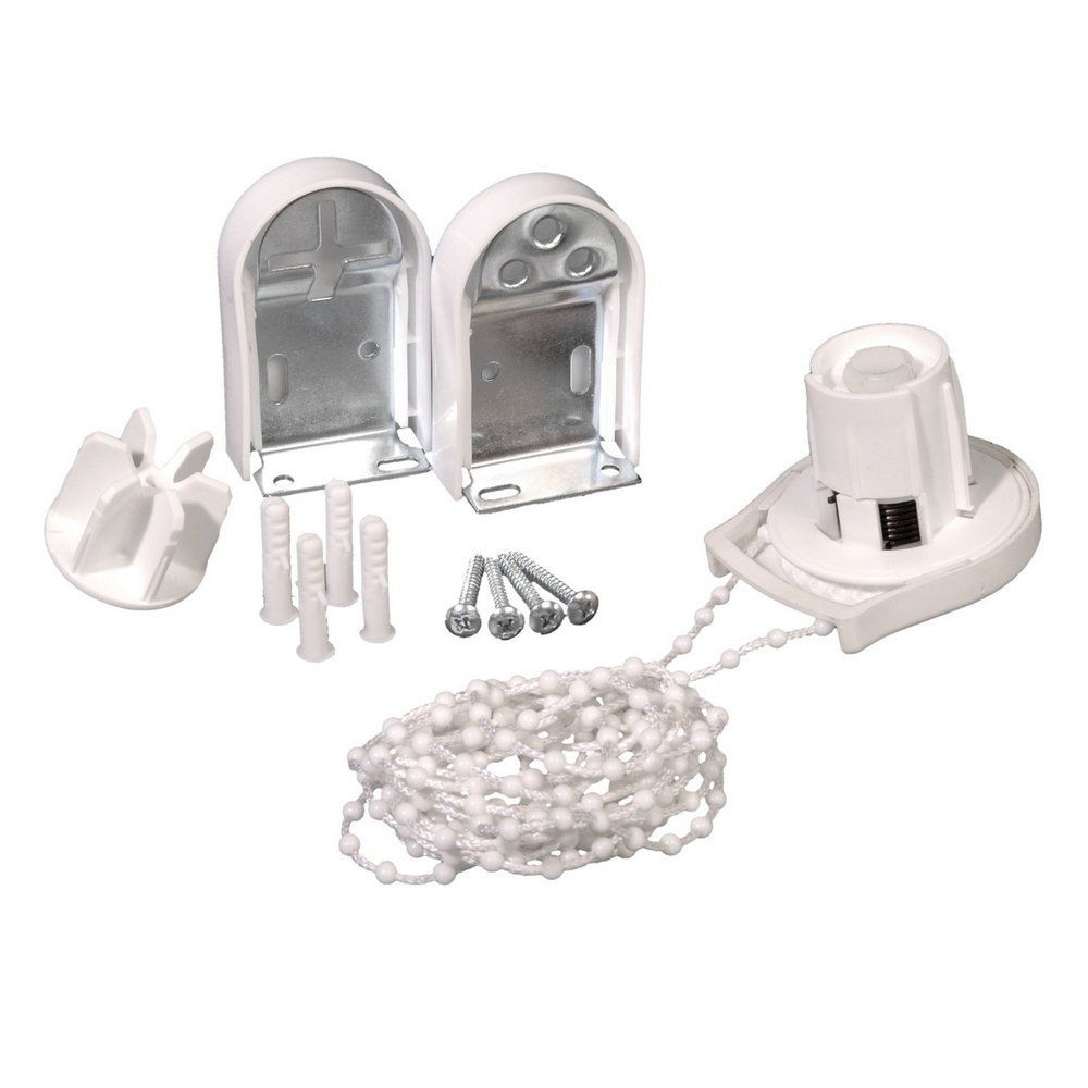 kettenzug montage set f r rollo getriebe 25 mm seitenzug mittelzug ersatzteil ebay. Black Bedroom Furniture Sets. Home Design Ideas