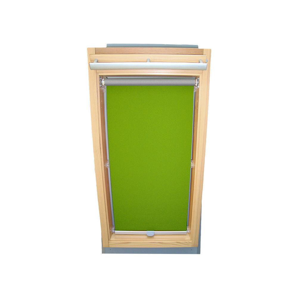 riesige Auswahl an exquisite handwerkskunst zuverlässige Leistung Abdunkelungsrollo Thermo Dachfensterrollo für Velux GGL/GPL/GHL - limone