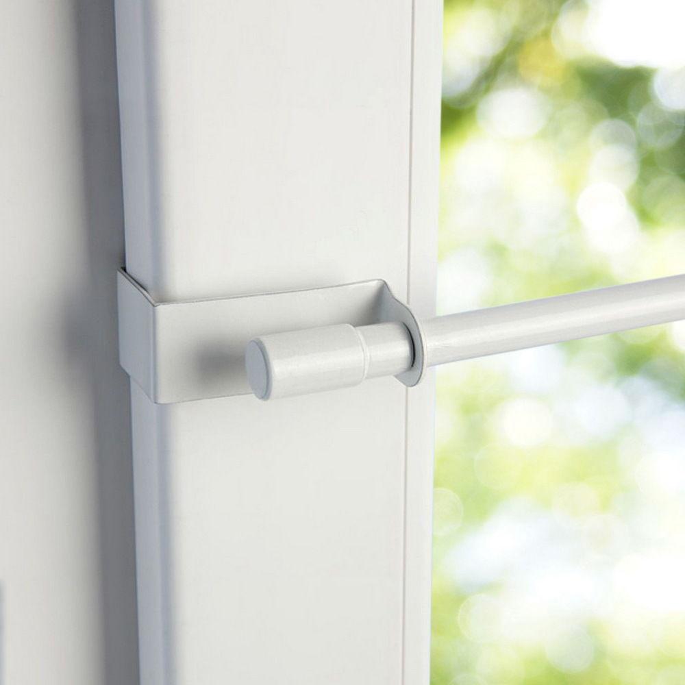 klemmfix klemmstange easyfix metall 7 9 mm ausziehbar bistrostange ohne bohren sonnenschutz hh. Black Bedroom Furniture Sets. Home Design Ideas